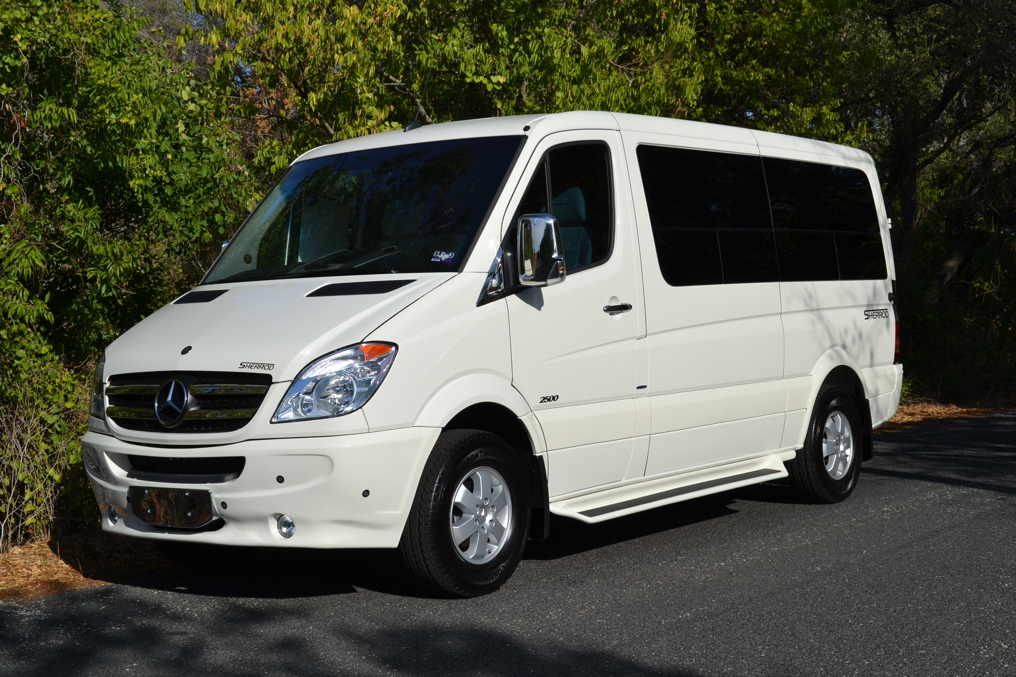 Custom van sprinter guy news and talk from someone for Mercedes benz conversion van