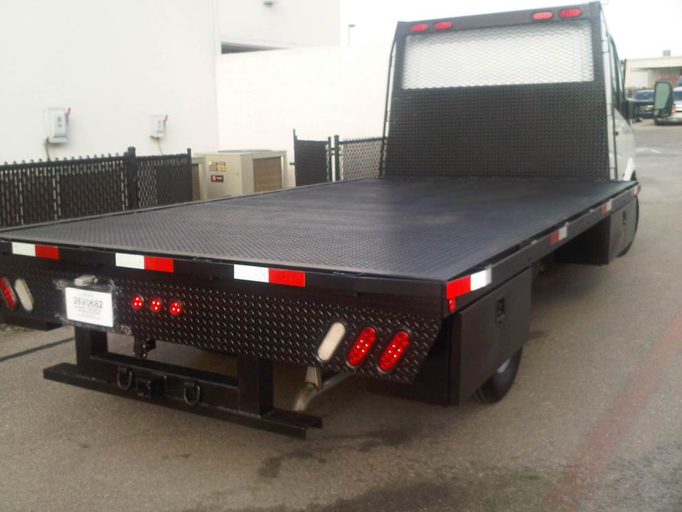 How to Build a Flatbed For