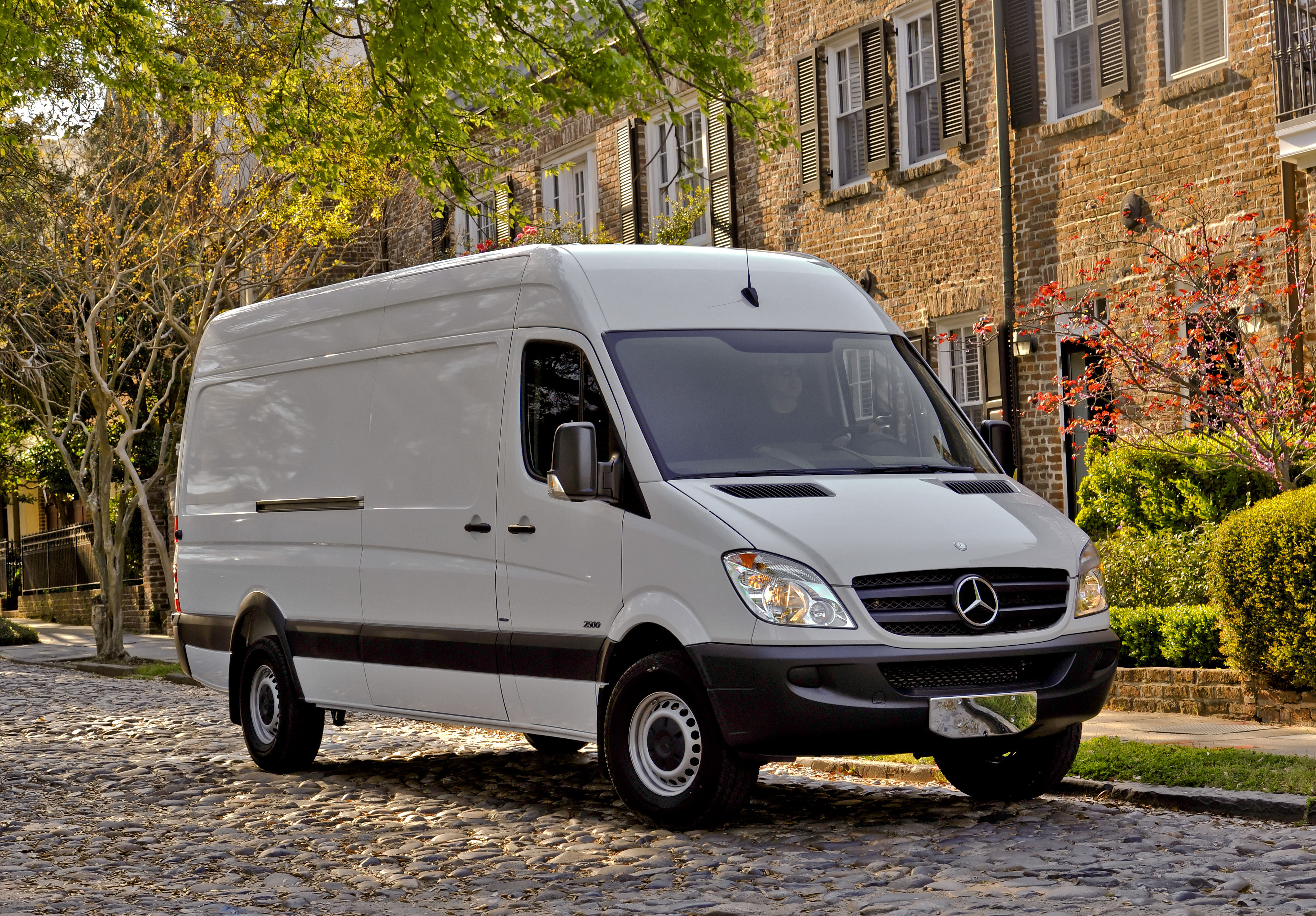 Sprinter 2500 170 wb cargo van