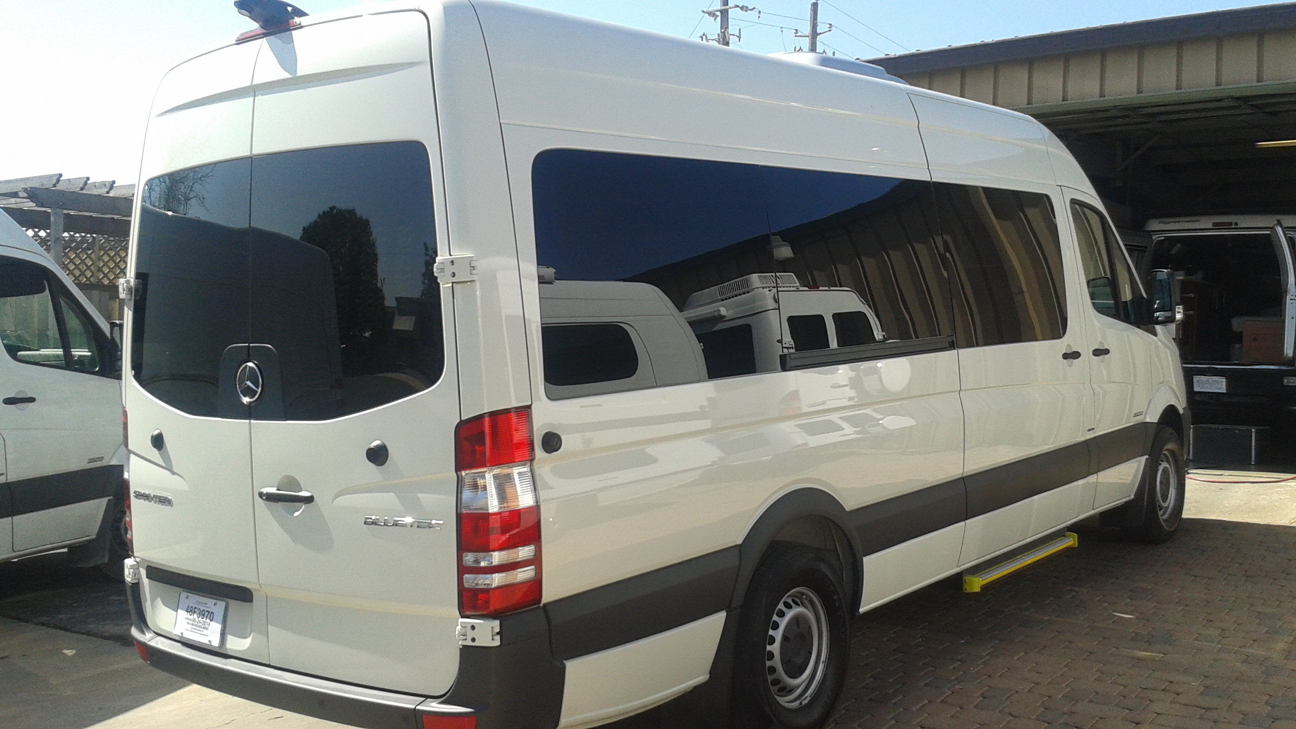 Garlyn Shelton Nissan >> Mobility & Wheel Chair Accessible Van Conversions – Dave ...