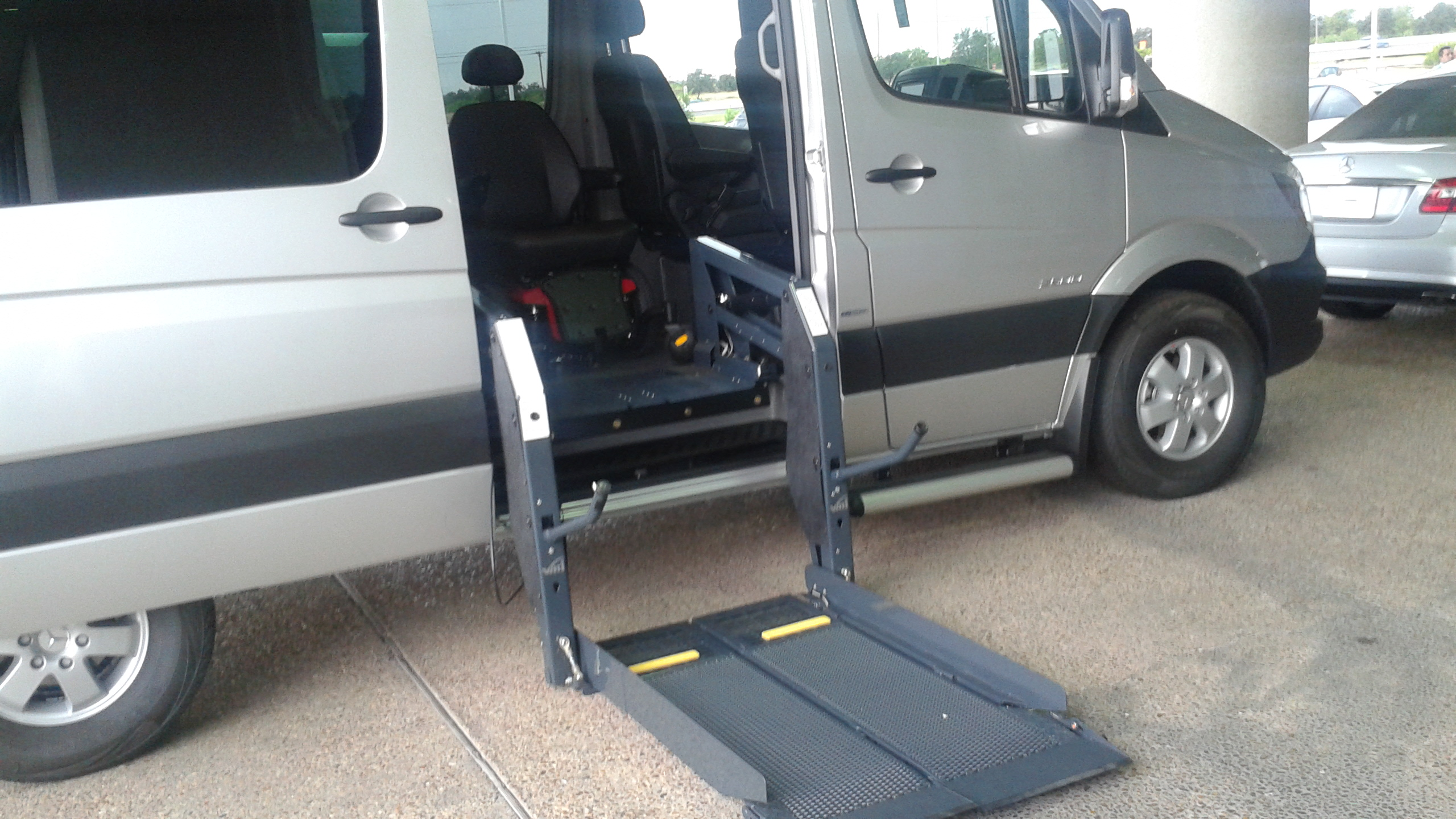 Garlyn Shelton Nissan >> Mobility & Wheel Chair Accessible Van Conversions – Dave the #NVguy now at Garlyn Shelton Nissan ...