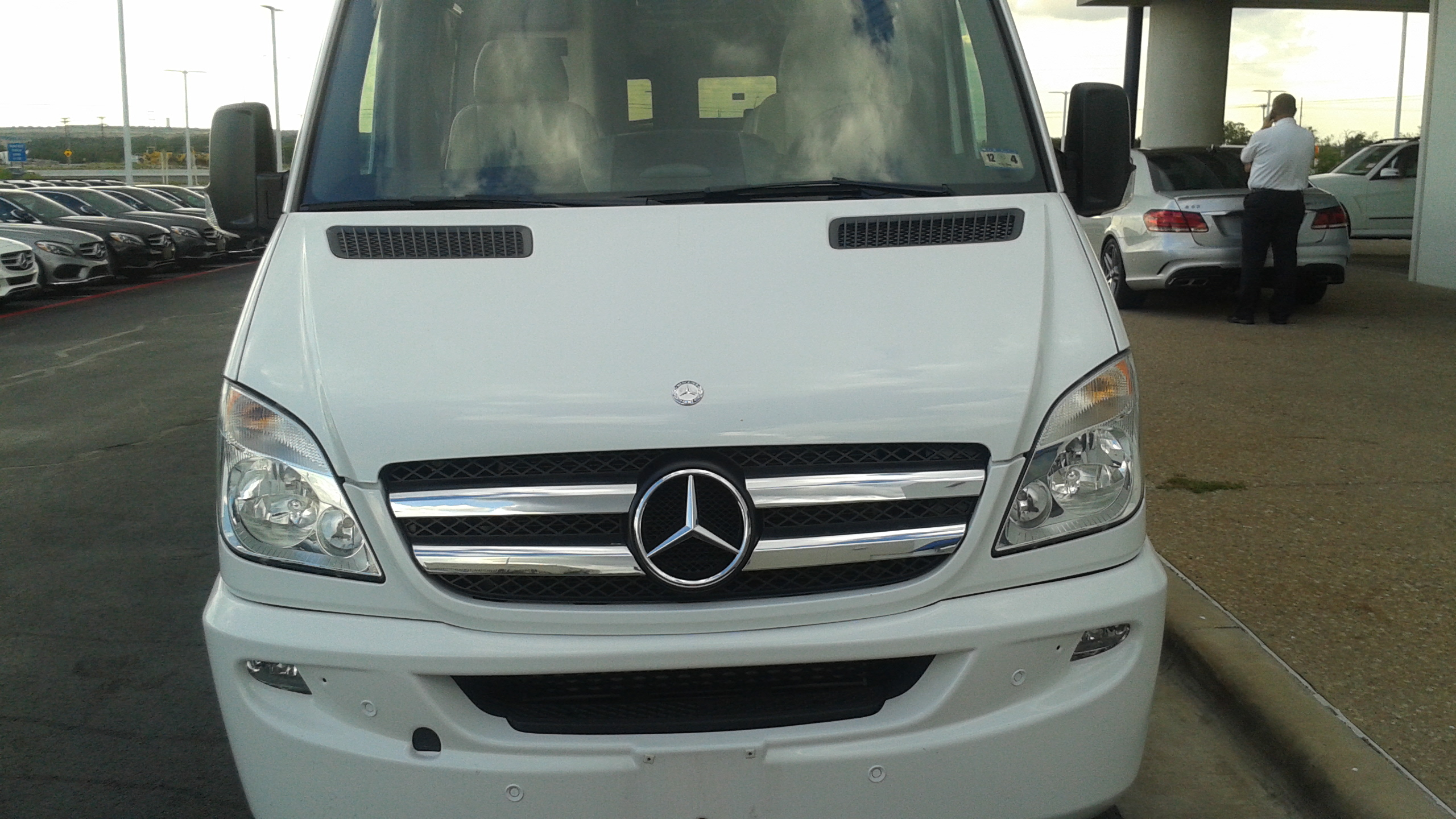 2013 interstate sprinter rvs for sale autos post for Mercedes benz sprinter airstream