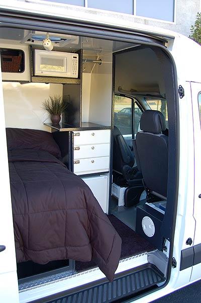"Sprinter Van Bunk Beds >> expeditor sleeper van | ""Sprinter Guy"" News and Talk ..."