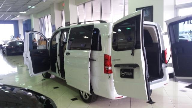 white left rear