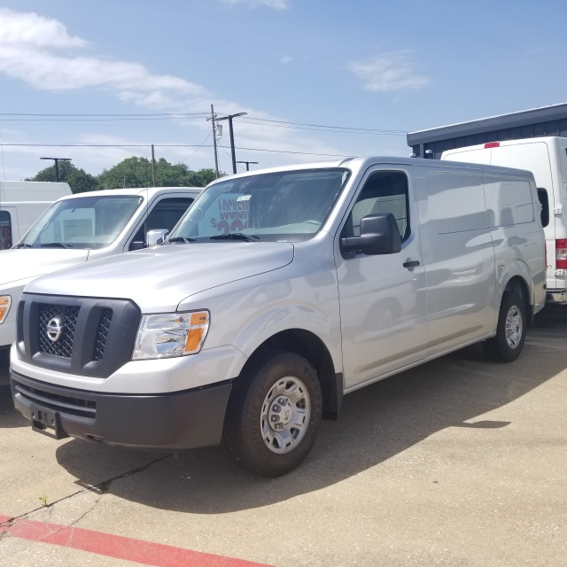 2018 nv1500 low brilliant silver