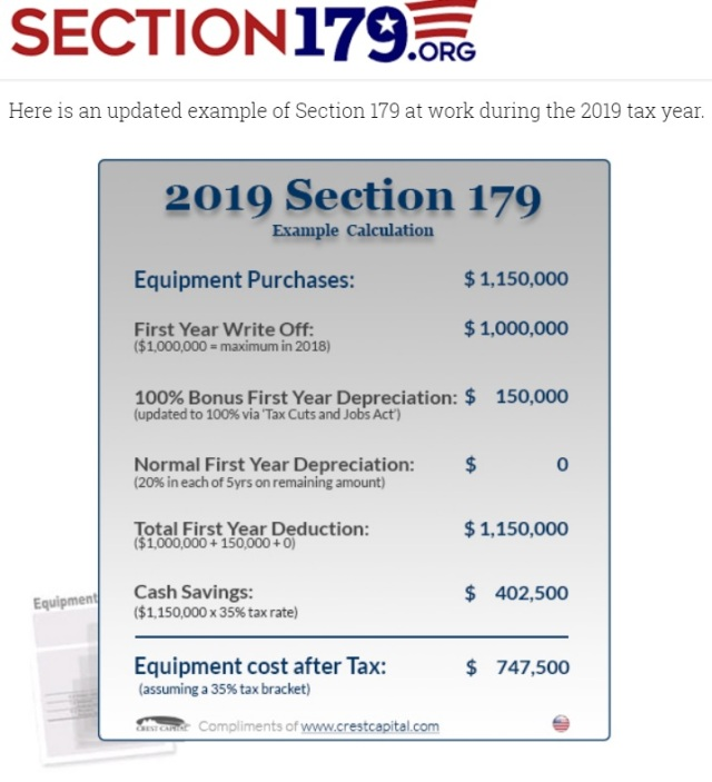section 179 example